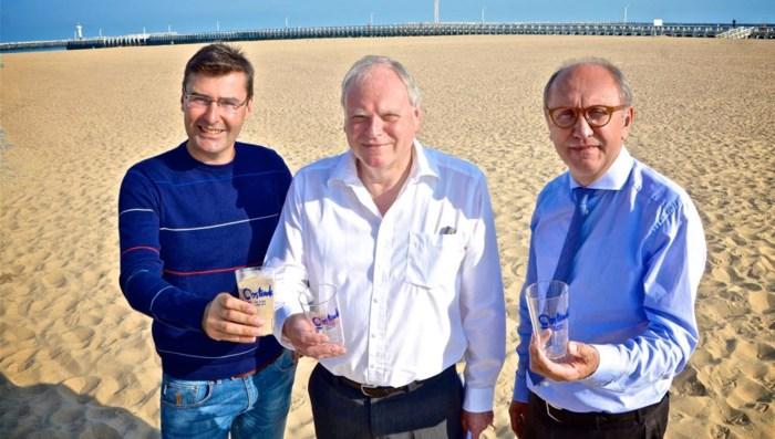 Enkel nog plasticvrije evenementen op het strand van Oostende