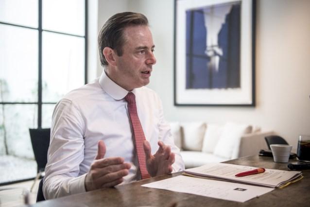 """De Wever hard voor vakbondstop:""""Nemen die mannen zichzelf nog serieus?"""""""