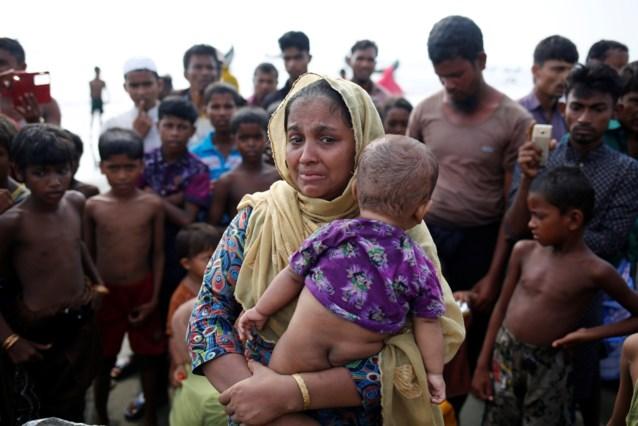 """VN is formeel: Rohingya in Myanmar """"riskeren etnische zuivering"""""""