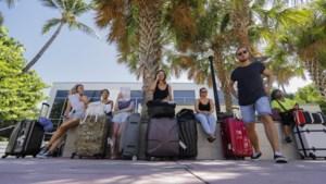 Ongeveer 2.000 Belgen in rampgebied, Thomas Cook/Neckermann verhuist klanten in Florida
