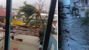 Plunderingen op Sint-Maarten na doortocht van Irma en er is een nieuwe orkaan op komst