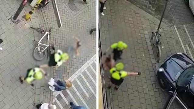 Verdachte opgepakt voor geweld tegen politie op Turnhoutsebaan: man riskeert tien jaar cel
