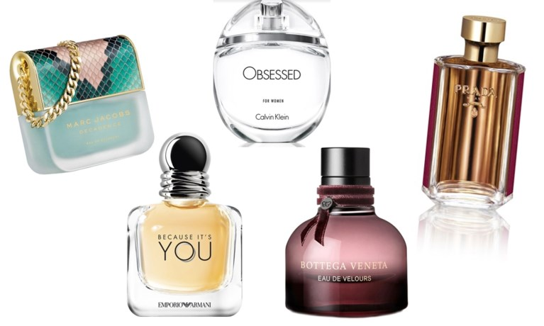 Geurtjes voor de herfst, nieuw in de parfumerie