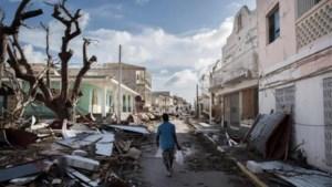 Bevolking Sint-Maarten nog weken afhankelijk van noodhulp na Orkaan Irma