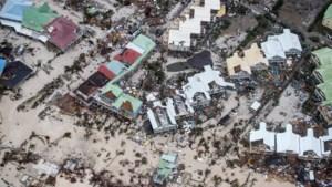 """Rode Kruis: """"Eén op drie huizen Sint-Maarten compleet verwoest, 91 procent beschadigd"""""""