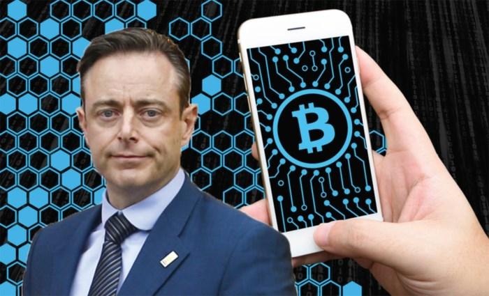Vergeet uw spaarpotje vol euro's: volgens Bart De Wever betalen we binnenkort met blockchain. Maar wat is dat nu eigenlijk?