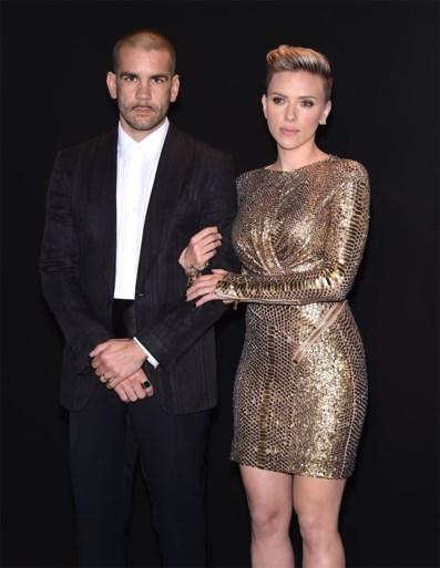 Scarlett Johansson officieel gescheiden