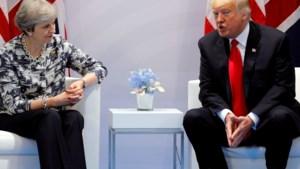 """Uitspraken Trump over ontploffing Londen vallen niet in goede aarde: """"Hij helpt echt niet"""""""
