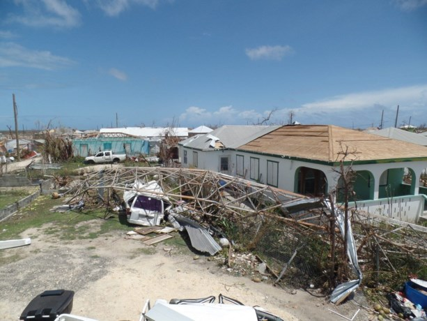 Het aantal inwoners van dit droomeiland na orkaan Irma: 0