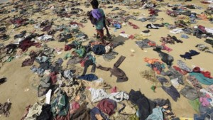 Al meer dan 400.000 Rohingya gevlucht van Myanmar naar Bangladesh