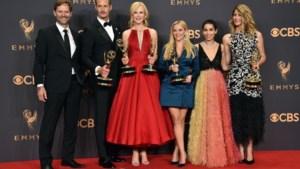 'Big Little Lies' een van de grote winnaars op de Emmy Awards