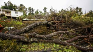Een dode en twee vermisten in Guadeloupe na doortocht Maria