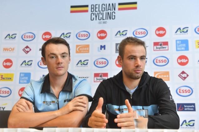 """Europese en Belgische kampioen verwachten geen mirakel op WK tijdrijden: """"Top 10 zou straf zijn"""""""