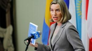 """EU: """"Geen nood aan heronderhandeling atoomakkoord"""""""