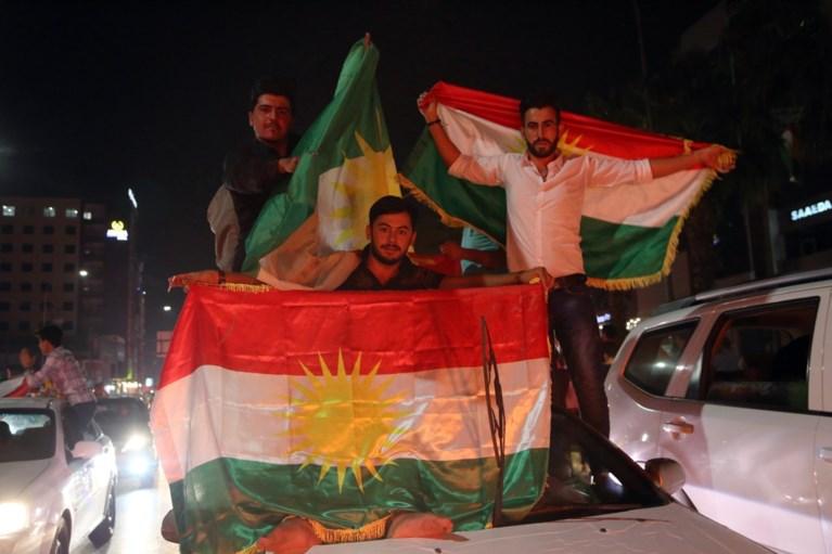 """""""Grote meerderheid voor Koerdische onafhankelijkheid"""""""