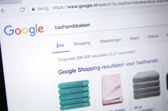 Google doet toegeving na Europese recordboete