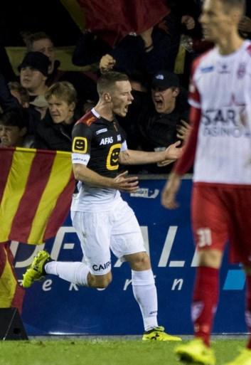 Onwaarschijnlijke slotfase: KV Mechelen pakt punt na geweldige actie van Coosemans