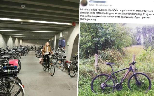 Dit jaar al 23 diefstallen: Zelfs ín 'bewaakte' fietsenstalling is fiets niet veilig