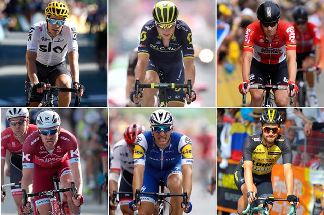 Wielertransferoverzicht 2018. Welke renners rijden dit jaar voor een andere ploeg?