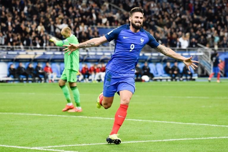 Nederland wint dankzij Robben maar komt vijf goals tekort, Ronaldo met Portugal naar WK