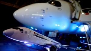 Delta-baas weigert invoerheffing op Bombardier-vliegtuigen te betalen