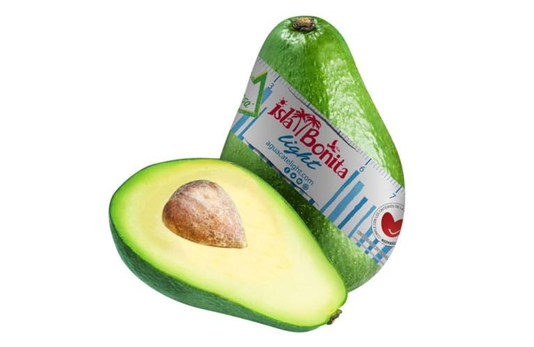 Het moest er eens van komen: er bestaat nu ook een light avocado