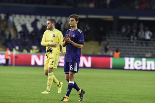 Vanhaezebrouck kiest bij Anderlecht voor basiself met Gerkens als verrassing