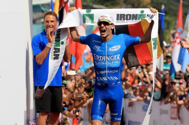 Ironman Hawaï wordt afknapper voor Belgen, Duitser Lange wint in nieuw record