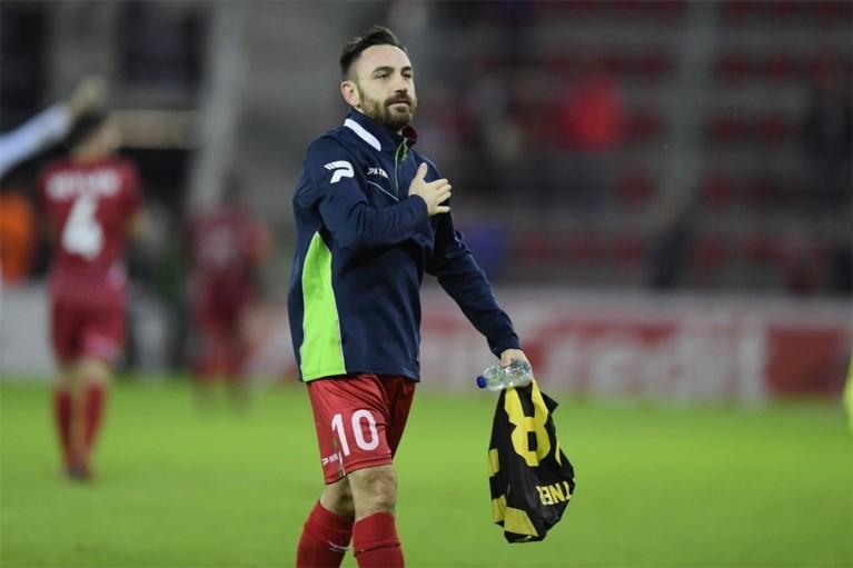 Zulte Waregem zwoegt zich naar eerste puntje in Europa League (maar mag kwalificatie vergeten)