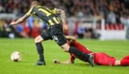 """Dury tevreden na gelijkspel Zulte Waregem, coach Vitesse vindt het """"ongelofelijk"""" dat goal werd afgekeurd"""