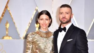 Justin Timberlake ontroert met ode aan zijn vrouw voor huwelijksverjaardag