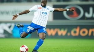 """Mamadou Sylla nog steeds op zoek naar zijn beste vorm: """"Als ik vijf keer kan scoren, zal ik het zeker niet laten"""""""