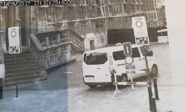 """Taxi krijgt onterechte boete: """"Een menselijke fout"""""""