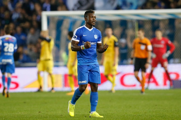 Herboren Racing Genk pakt verdiend de volle buit tegen Club Brugge