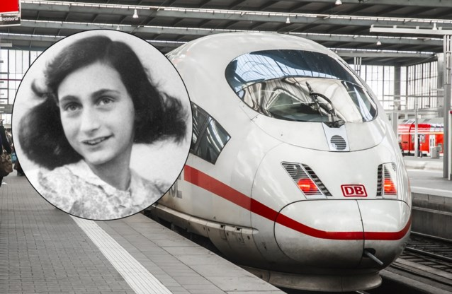 """Kritiek op Duits plan om trein naar Anne Frank te vernoemen. """"Buitengewoon ongelukkig"""""""