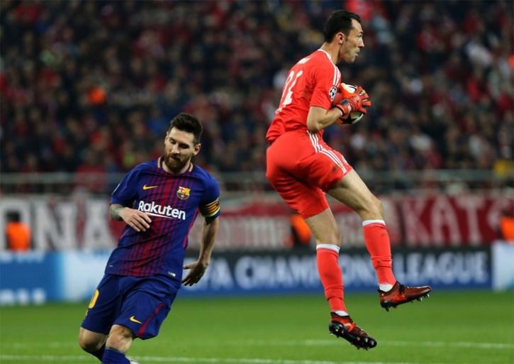 Courtois en Hazard zwaar onderuit bij Nainggolan, Proto houdt de nul tegen Barcelona