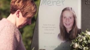 Mama herdenkt Merel De Prins: