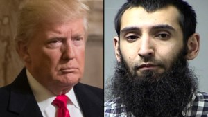 Trump wil doodstraf voor dader van terreuraanslag New York