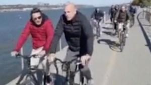 Video toont laatste momenten van Argentijnse vrienden voor ze slachtoffer werden van aanslag New York