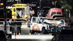 """ISIS eist aanslag op: """"Onze soldaat heeft kruisvaarders aangevallen in een straat in New York"""""""