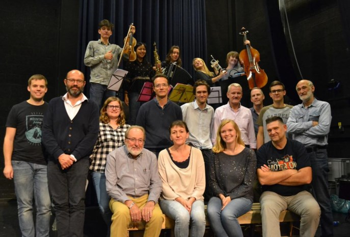 Theater Strobos doet het met live orkest zeer 'Goed'