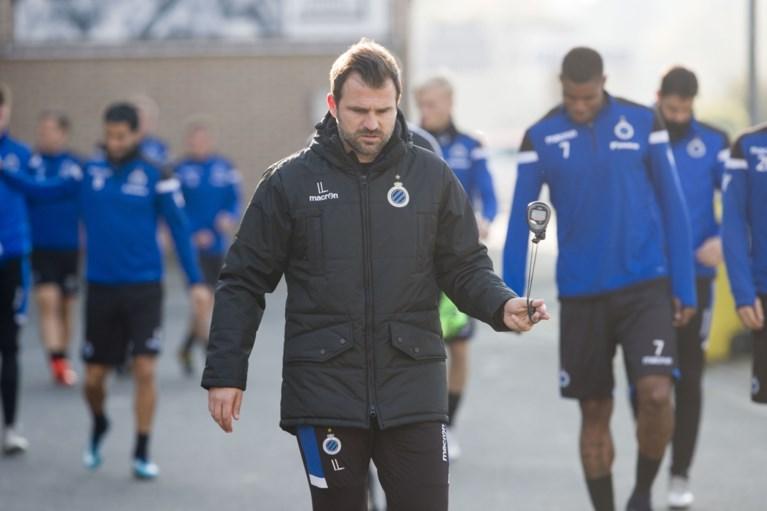 """Club Brugge-trainer Ivan Leko: """"We gaan uit van onze eigen sterkte tegen Anderlecht"""""""