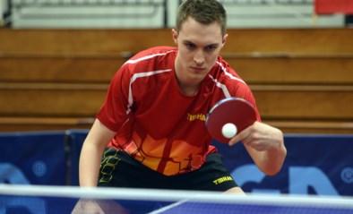 Devos en Nuytinck verliezen dubbelspelfinale ITTF Belgium Open