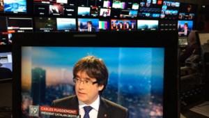 """Puigdemont """"bereid tot volledige medewerking met Belgische justitie"""""""