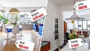 Wie zegt dat mooie meubels duur moeten zijn? Binnenkijken in twee huiskamers die het tegendeel bewijzen