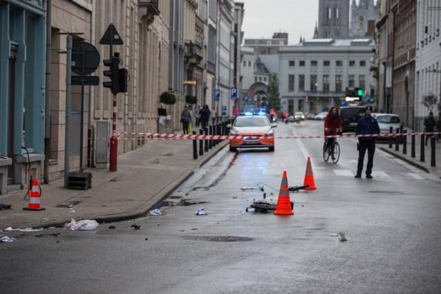 Vrachtwagenchauffeur opgepakt die fietser (55) aanreed en vervolgens wegvluchtte