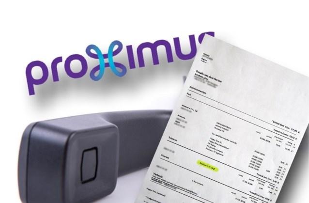 """150.000 klanten betalen nog huur oude telefoon:""""Proximus moet hen terugbetalen"""""""