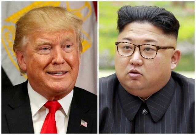 """Noord-Korea noemt Donald Trump een """"oorlogsstoker"""""""