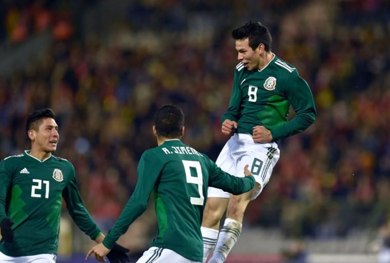 Werk aan de winkel: Rode Duivels kunnen niet winnen van Mexico na defensief geklungel