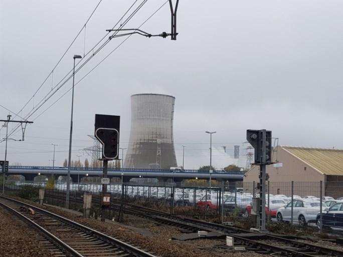 Giftige rook door brand in container Engie Electrabel: veiligheidsmaatregelen opgeheven